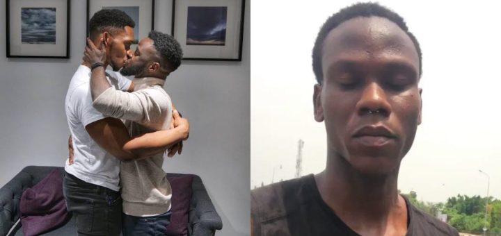 I demand LGBTQ freedom & liberation in Nigeria - Man says embarks on a hunger strike (Video)