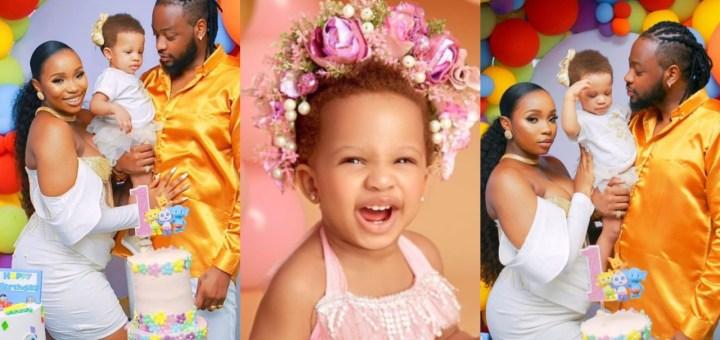 Mixed reactions trail photos of Zendaya, daughter of reality TV stars, Bambam & Teddy A