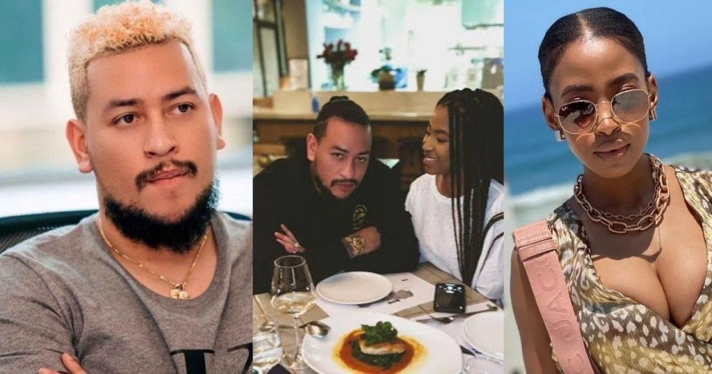 """I'm heartbroken at the unfulfilled life we planned together"" - Rapper AKA finally speaks on the tragic death of his fiancee Nelli Tembe"