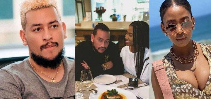 """""""I'm heartbroken at the unfulfilled life we planned together"""" - Rapper AKA finally speaks on the tragic death of his fiancee Nelli Tembe"""