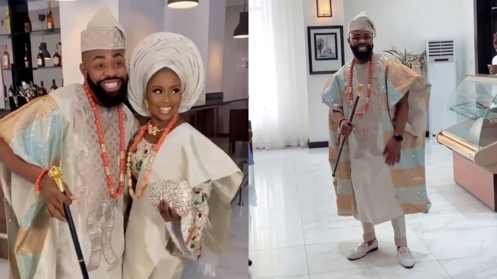 Photos and Videos from comedian, Arole's Wedding