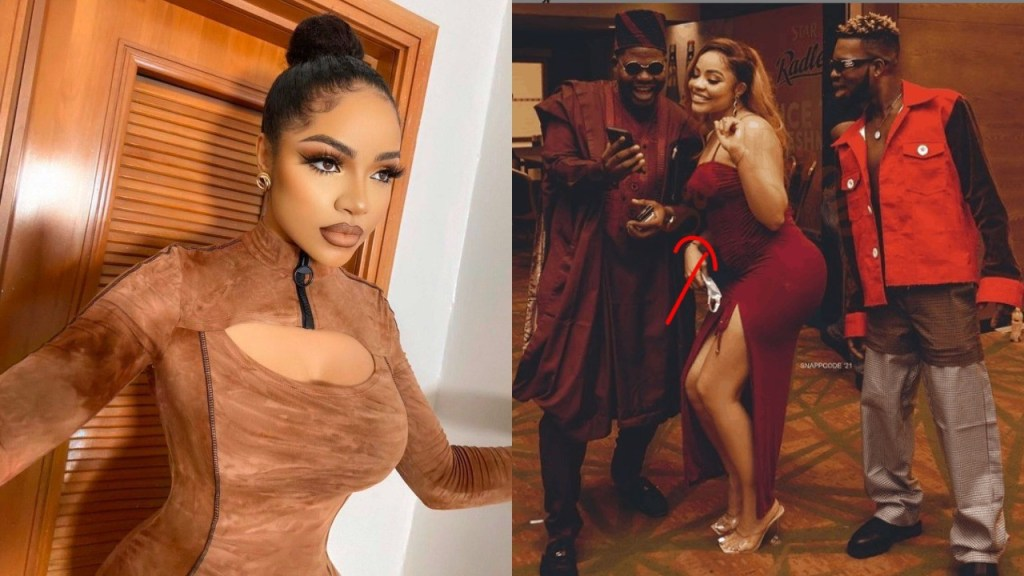 Recent photo of Big Brother Naija ex-housemate, Nengi has generated pregnancy speculations on social media