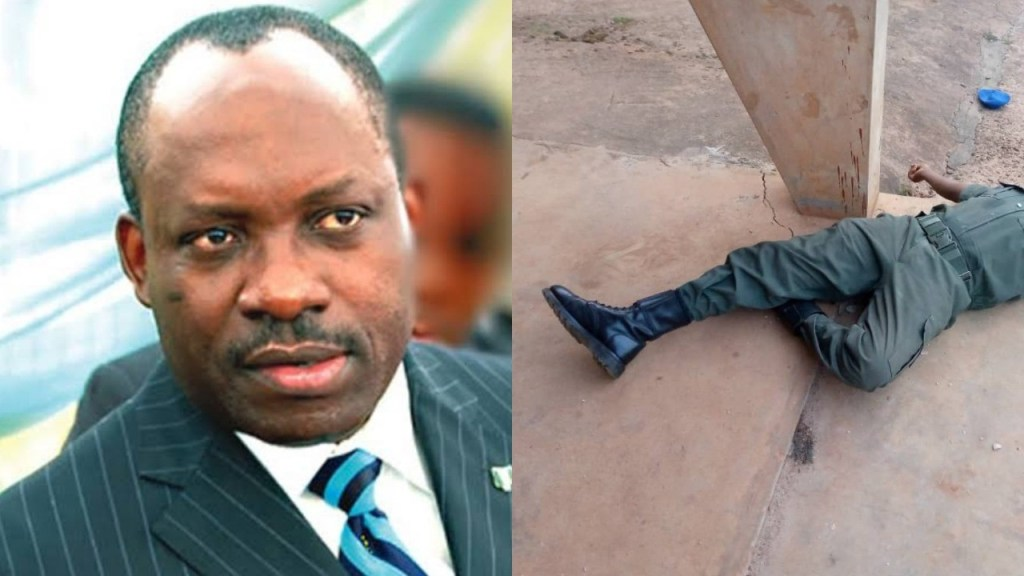 Gunmen Attack Former CBN Governor, Soludo In Anambra, Kill Three Policemen