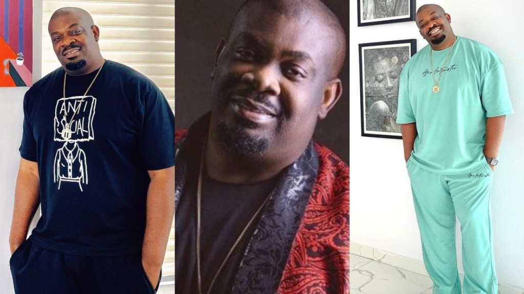 """Some men treat their wives as shit because of some useless bride price"" - Don Jazzy"