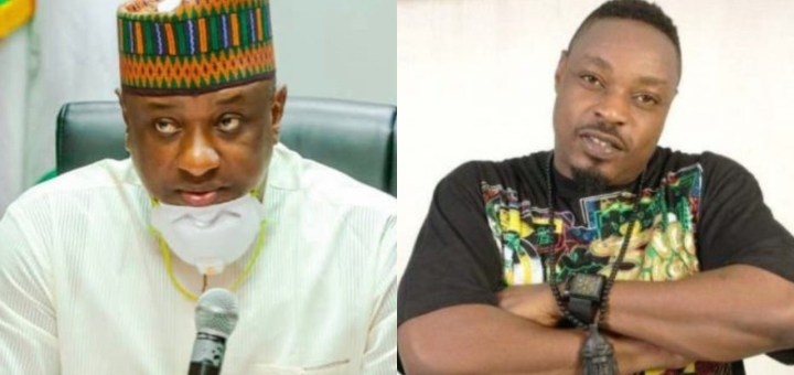 Festus Keyamo exposes Eedris Abdulkareem's alleged attempted extortion shares damning text messages from Eedris