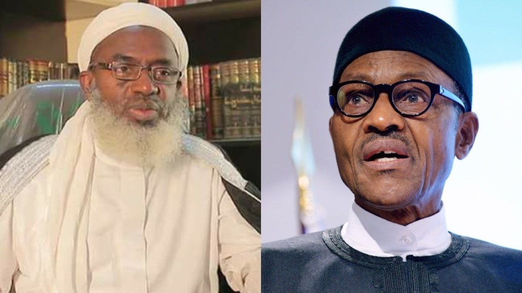 Sheikh Gumi told Northern Peoples Summit that it is much easier to meet bandits than meet Buhari - Spokesman of Northern Elders' Forum, Dr. Hakeem Baba-Ahmed says