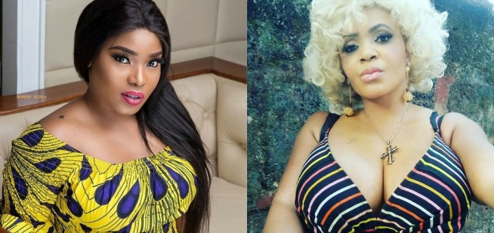 """""""I Accommodated And Fed Her For 1-Year"""" - Halima Abubakar Drags Cossy Orijiakor After Dealing With Bobrisky"""