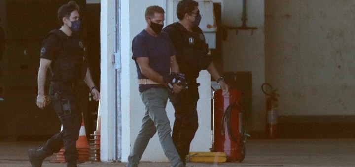 Brazilian police arrest Italian drug lord, Rocco Morabito, after years on the run