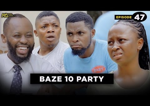 Comedy Video: Mark Angel Comedy - Baze 10 Party