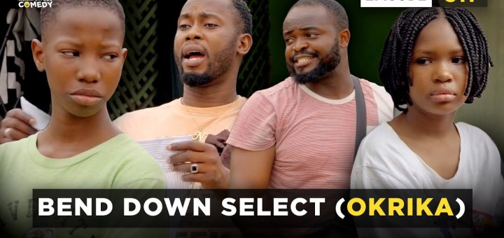 Comedy Video: Mark Angel Comedy - Bend Down Select