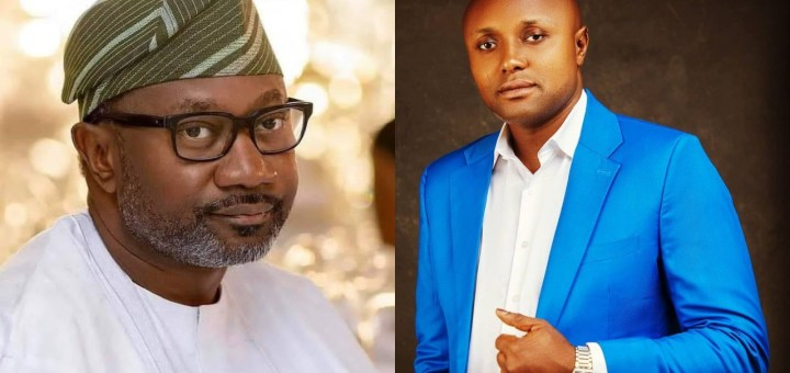 """""""Femi Otedola played a vital role in getting my University Education"""" - Davido's aide, Isreal DMW"""