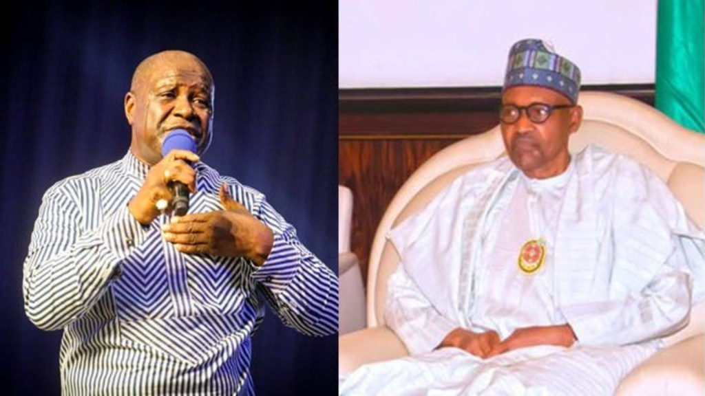 Buhari rejected by God only qualification is his height - Panam Percy Paul