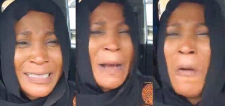"""""""They said I would die in the next seven days"""" - Actress Shebaby cries for help over threats from masquerade worshippers (Video)"""
