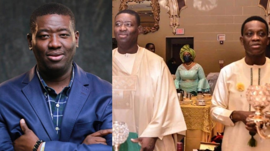Leke Adeboye reacts to the death of his brother Dare