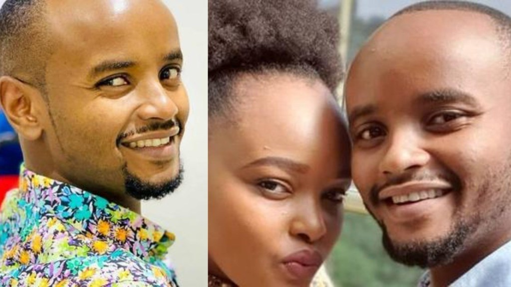 """Forgive me"" - Kenyan YouTuber Kabi WaJesus says as he admits fathering a child with woman alleged to be his cousin"