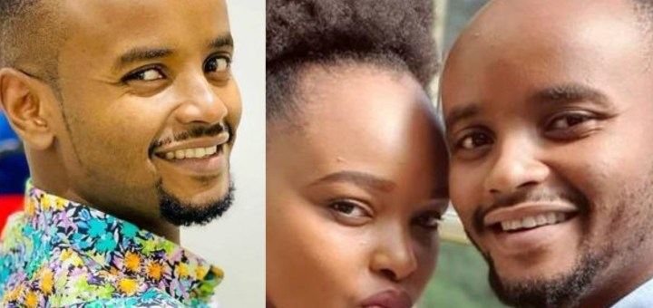 """""""Forgive me"""" - Kenyan YouTuber Kabi WaJesus says as he admits fathering a child with woman alleged to be his cousin"""
