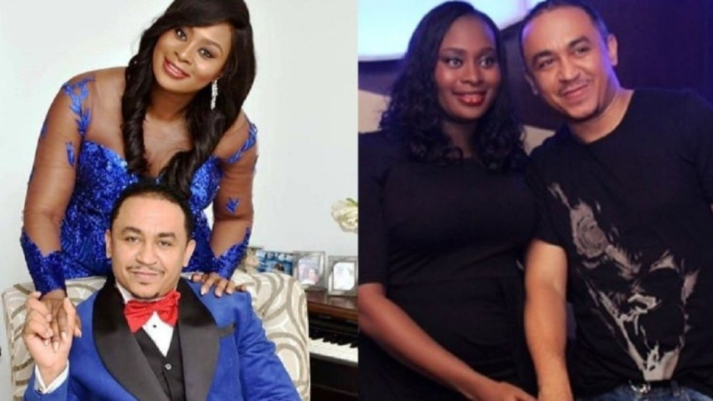 """""""My soul mate my support structure"""" - OAP Daddy Freeze's wife celebrates him as he turns 45"""