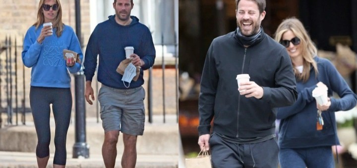 Ex-footballer, Jamie Redknapp expecting a child with Swedish model girlfriend four years after splitting from ex-wife