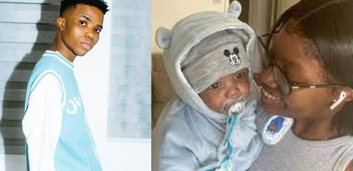 He cannot afford 13K Naira for balloons for his child's 1st birthday - Singer Lyta's babymama calls him out