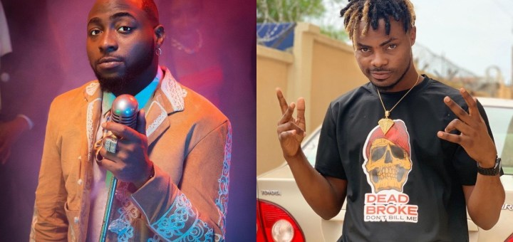 "#DavidoAt10: ""If not for you, we'll be worshiping some artistes like gods"" - Rapper, Oladips praises Davido"