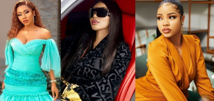 Singer, Dencia reveals Nengi contacted her to campaign for Mercy during BBNaija 'Pepper Dem'