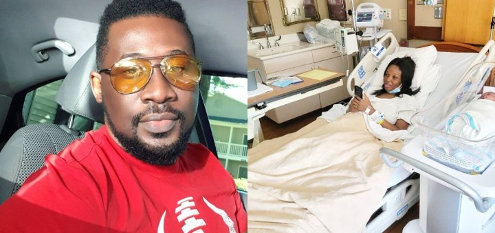 Actor, Daniel K Daniel and wife welcome their Second Child