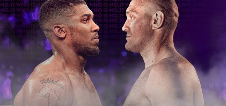 """""""My fight with Tyson Fury has to happen. It's bigger than boxing, bigger than the belts"""" - Anthony Joshua"""