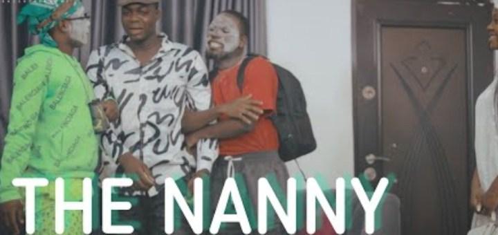 The Cute Abiola – The Nanny; Comedy Video