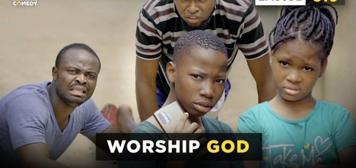 Comedy Video: Mark Angel Comedy - Worship God