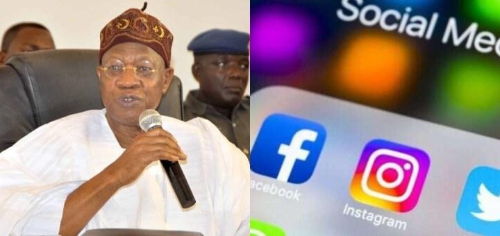 FG threatens to suspend Facebook, WhatsApp in Nigeria