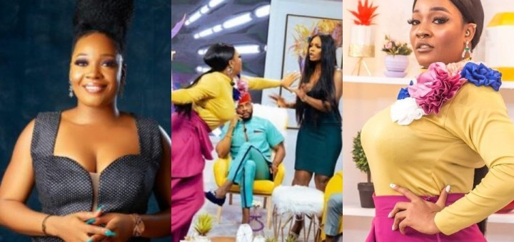 """""""I don't have patience for rubbish"""" – BBNaija's Lucy writes after 'physical fight' with Kaisha"""