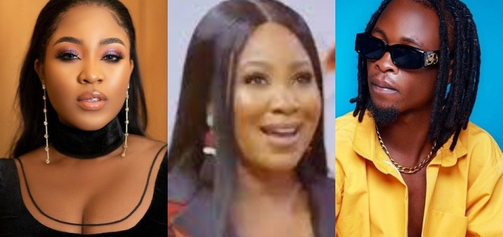 """#BBNaija Reunion: He's just like a Snake, He's just going to make people pity him as usual."""" – Erica chides Laycon"""