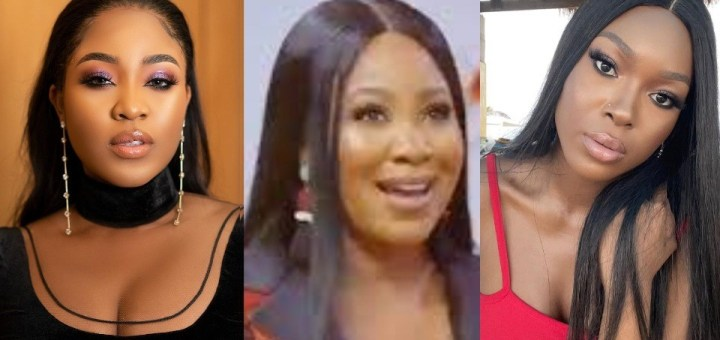 """""""I got a lot of negative energy from Vee so I don't know her"""" – Erica (Video)"""