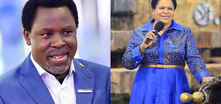 Synagogue appoints Evelyn Joshua as New Leader after TB Joshua Death