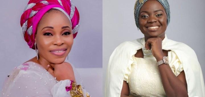 Adeyinka Alaseyori breaks silence on Tope Alabi's Criticism of her Song, Oniduro mi