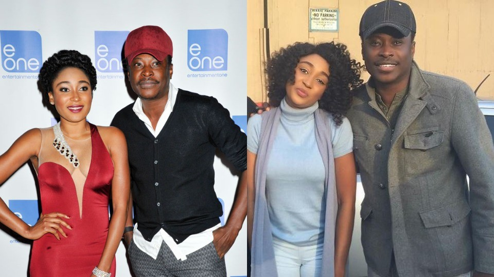 Filmmaker, Jeta Amata, raises alarm over the whereabouts of his ex-wife, Mbong