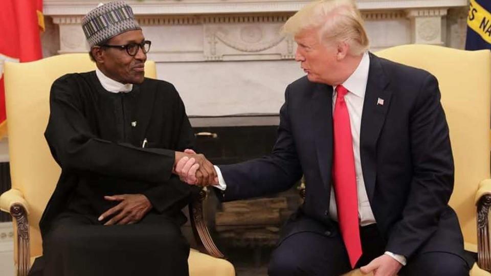Trump praises Buhari for suspending Twitter, says more countries should ban the platform.