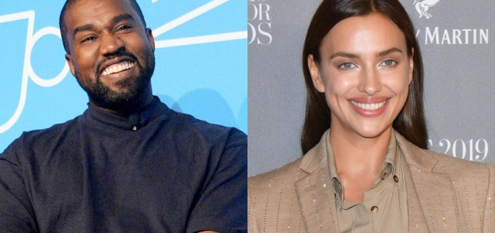 Kanye West and Irina Shayk spotted on Vacation together in France