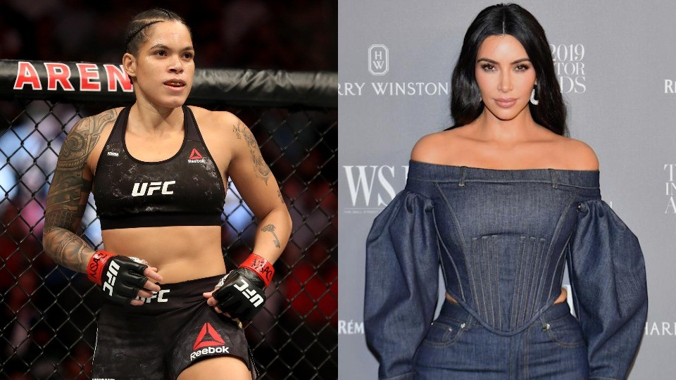 UFC champion calls out Kim Kardashian for Exhibition Fight
