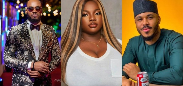 """#BBNaija Reunion: """"I never had feelings for Ozo"""" - Dorathy blows out (Video)"""