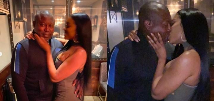 Porsha Williams' Nigerian fiancé, Simon Iyore Guobadia pens sweet note to celebrate her 40th birthday (Photos)
