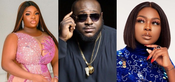 """#BBNaija Reunion: """"As long as those ladies remain successful, na talk you go just dey talk"""" - DJ Big N tackles Nigerians condemning Dorathy and Ka3na for revealing they had s3x on the show"""