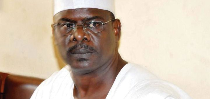 """""""Electronic voting is PDP's idea to rig election"""" - Senator Ali Ndume"""