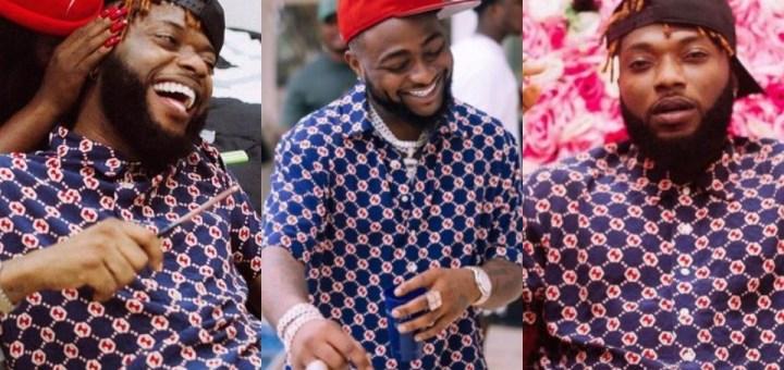 30BG Rapper Dremo Reveals That his Designers shirt worth N700k!!