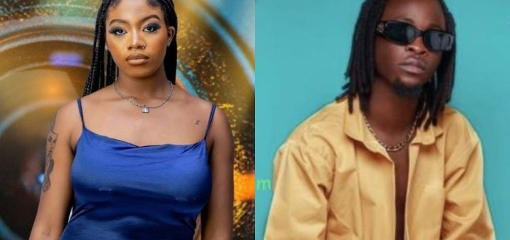 BBNaija: Fans dig up old posts of Angel trolling Laycon says she's cancelled