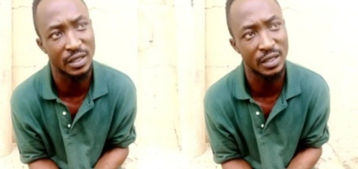 Man arrested for killing his lover and r*ping her corpse in Edo state