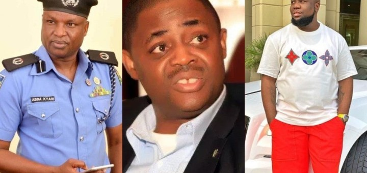 """""""I will not believe these crazy allegations levelled against him"""" - FFK defends Abba Kyari after his indictment in Hushpuppi fraud case"""
