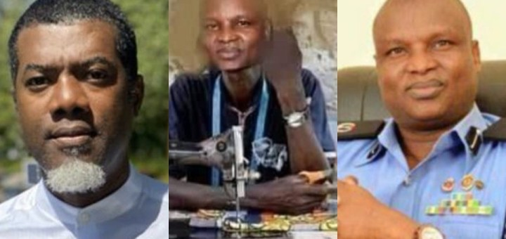 """""""For your native wears and other fashion super cop Abba Kyari is your man""""- Reno Omokri trolls Kyari over Hushpuppi's fraud case"""