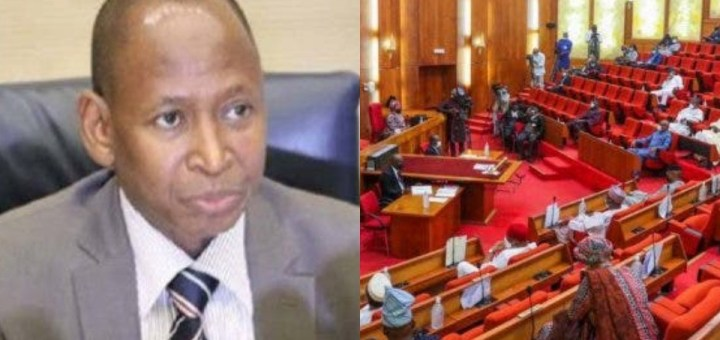 Nigerian Senate accuses Accountant General of illegally withdrawing N665.8bn from Special Fund