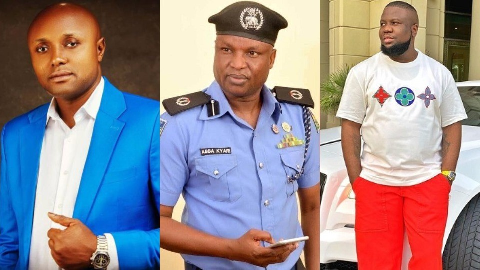 """""""This man is a clean cop he has fully tried"""" - Davido's aide Israel DMW supports Abba Kyari"""